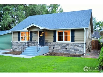 1809 Laporte Ave, Fort Collins, CO 80521 - MLS#: 878162