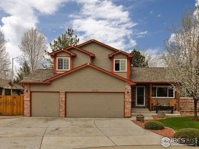 2433 Mapleton Circle, Longmont, CO 80503 - #: 878831