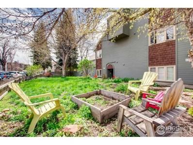 1851 22nd St UNIT 4, Boulder, CO 80302 - MLS#: 879061