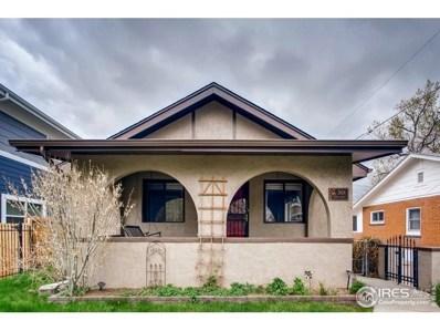 2624 Irving St, Denver, CO 80211 - #: 880281