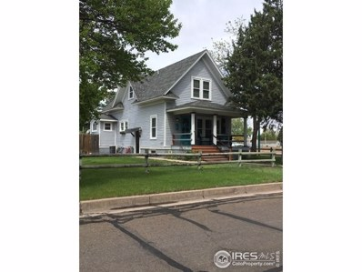 106 S Reynolds Ave, Holyoke, CO 80734 - #: 881211