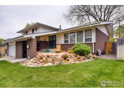 2862 S Vincennes Way, Denver, CO 80231 - #: 881627