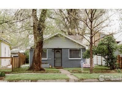 428 N Loomis Ave, Fort Collins, CO 80521 - MLS#: 882183