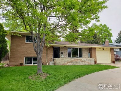 1008 E Prospect Road, Fort Collins, CO 80525 - #: 882671