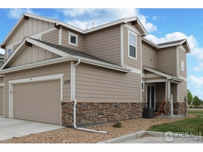 6118 Kochia Court UNIT 106, Frederick, CO 80516 - #: 882861