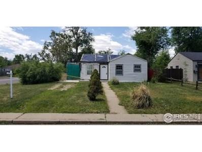 1301 Trenton St, Denver, CO 80220 - #: 884602