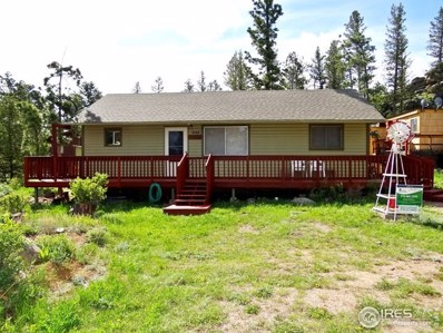 465 Eagle Tree Circle, Red Feather Lakes, CO 80545 - #: 885066