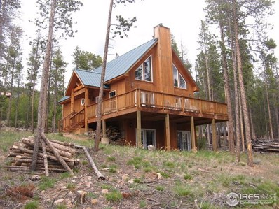 915 Micmac Drive, Red Feather Lakes, CO 80545 - #: 885165