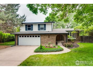 2231 Tanglewood Drive, Fort Collins, CO 80525 - #: 885340