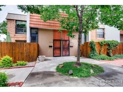 6462 E Bates Avenue, Denver, CO 80222 - #: 885562