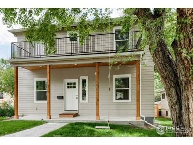 312 E Stuart St, Fort Collins, CO 80525 - MLS#: 885654