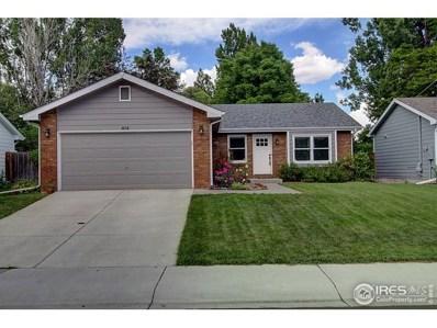 812 Queens Ct, Fort Collins, CO 80525 - MLS#: 885837