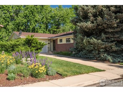 3625 Cloverleaf Dr, Boulder, CO 80304 - MLS#: 885926