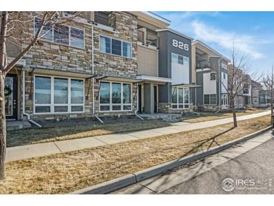 902 Jerome St UNIT 3, Fort Collins, CO 80524 - #: 886109