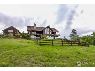 603 Mount Moriah Rd, Livermore, CO 80536 - #: 886600