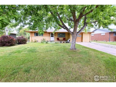 1103 S Tyler Avenue, Loveland, CO 80537 - #: 886644