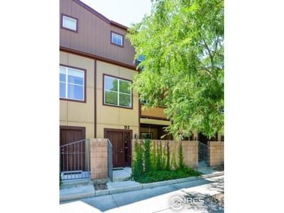 1221 E Prospect Road UNIT 2, Fort Collins, CO 80525 - #: 887457