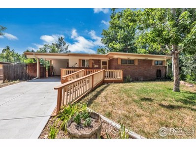 6195 Dover St, Arvada, CO 80004 - #: 887761