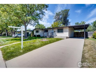 7901 Valley View Drive, Denver, CO 80221 - #: 887980