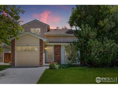 1810 Rice Street, Longmont, CO 80501 - #: 888004