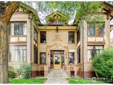 1401 Fillmore St UNIT 4, Denver, CO 80206 - #: 888170