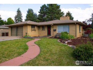 2300 S College Ave, Fort Collins, CO 80525 - MLS#: 888638