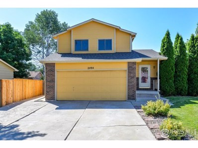 2494 Dawn Court, Loveland, CO 80537 - #: 889629