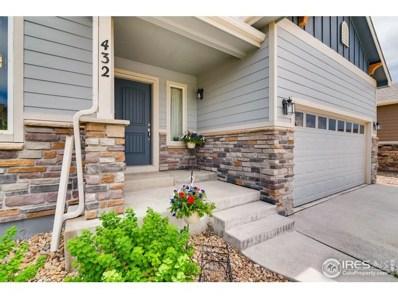 432 Tahoe Drive, Loveland, CO 80538 - #: 890346
