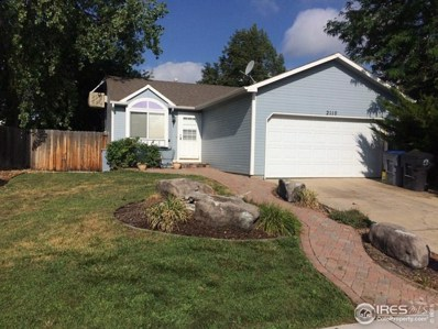 2110 Hackberry Circle, Longmont, CO 80501 - #: 891812