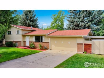 2601 Brookwood Drive, Fort Collins, CO 80525 - #: 894672