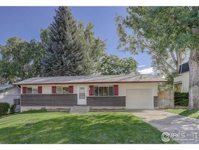 224 Clover Ln, Fort Collins, CO 80521 - MLS#: 895481