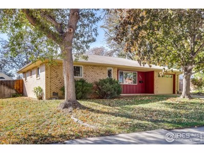 1527 Sherri Mar Street, Longmont, CO 80501 - #: 896908