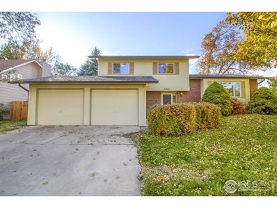 2901 Brookwood Drive, Fort Collins, CO 80525 - #: 898136
