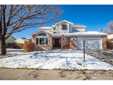 539 Johnson Avenue, Loveland, CO 80537 - #: 899412