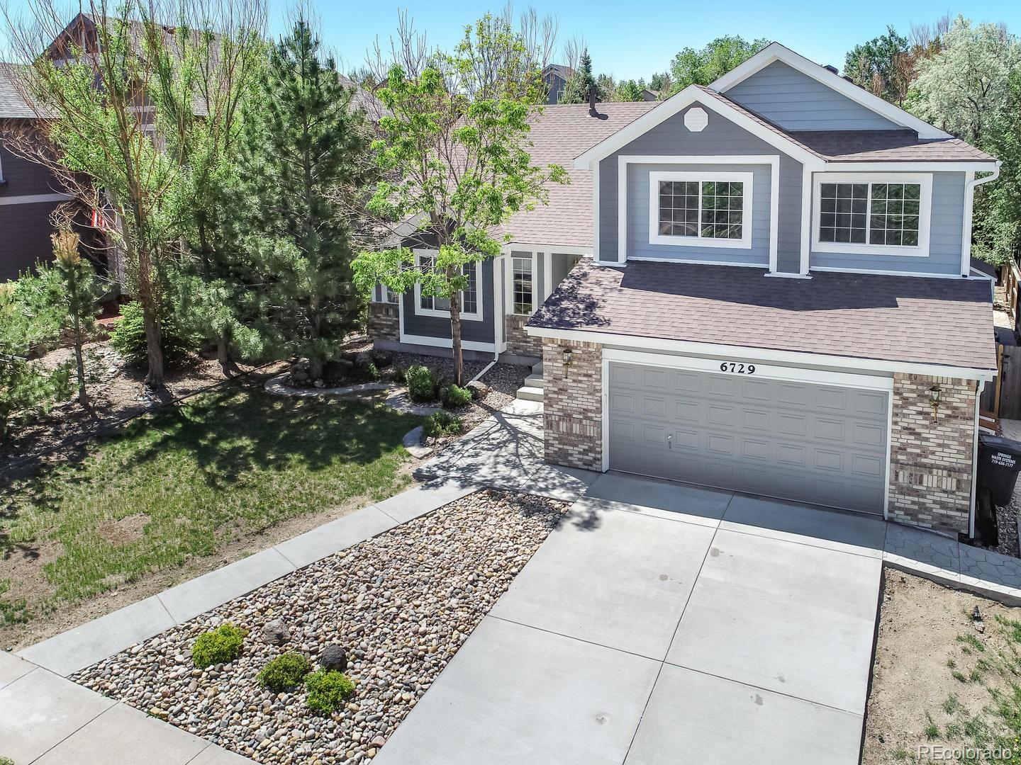 MLS# 1530283 - 2 - 6729 Stockwell Drive, Colorado Springs, CO 80922