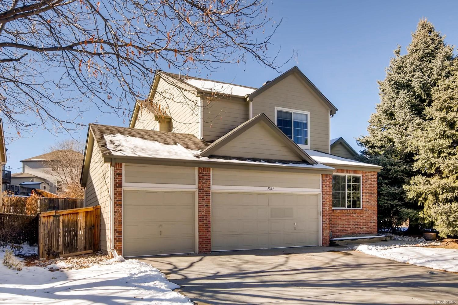 MLS# 1559681 - 1 - 9707  Red Oakes Drive, Highlands Ranch, CO 80126