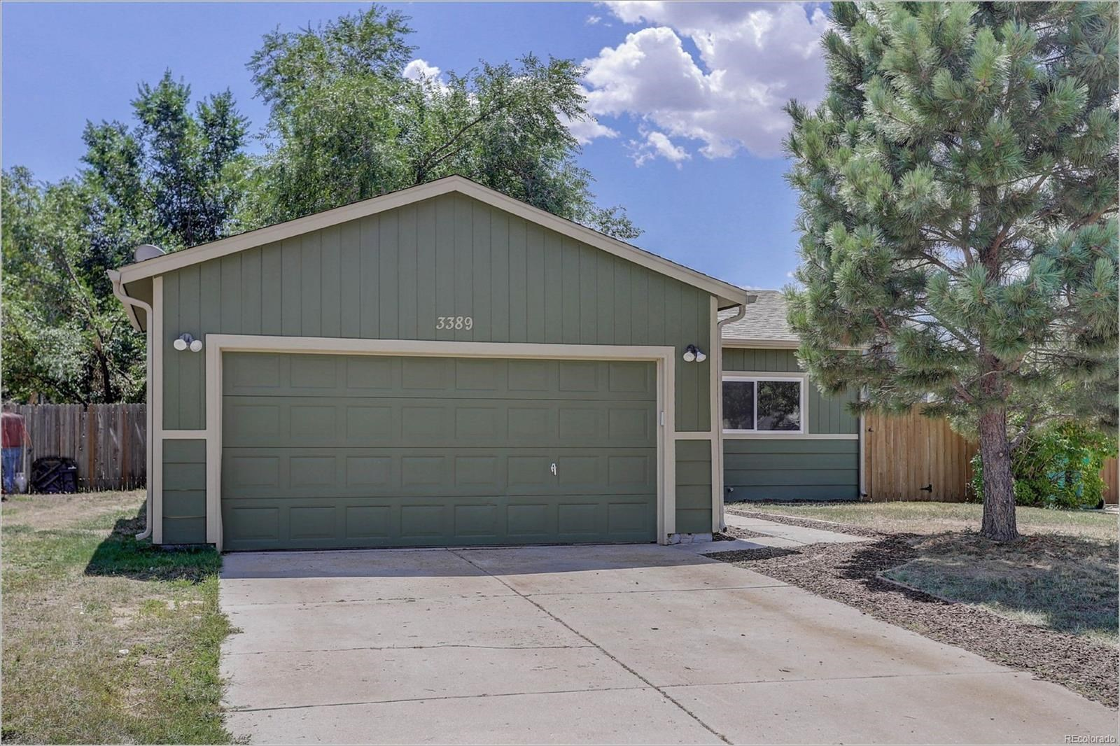MLS# 1569652 - 1 - 3389  Foxridge Drive, Colorado Springs, CO 80916