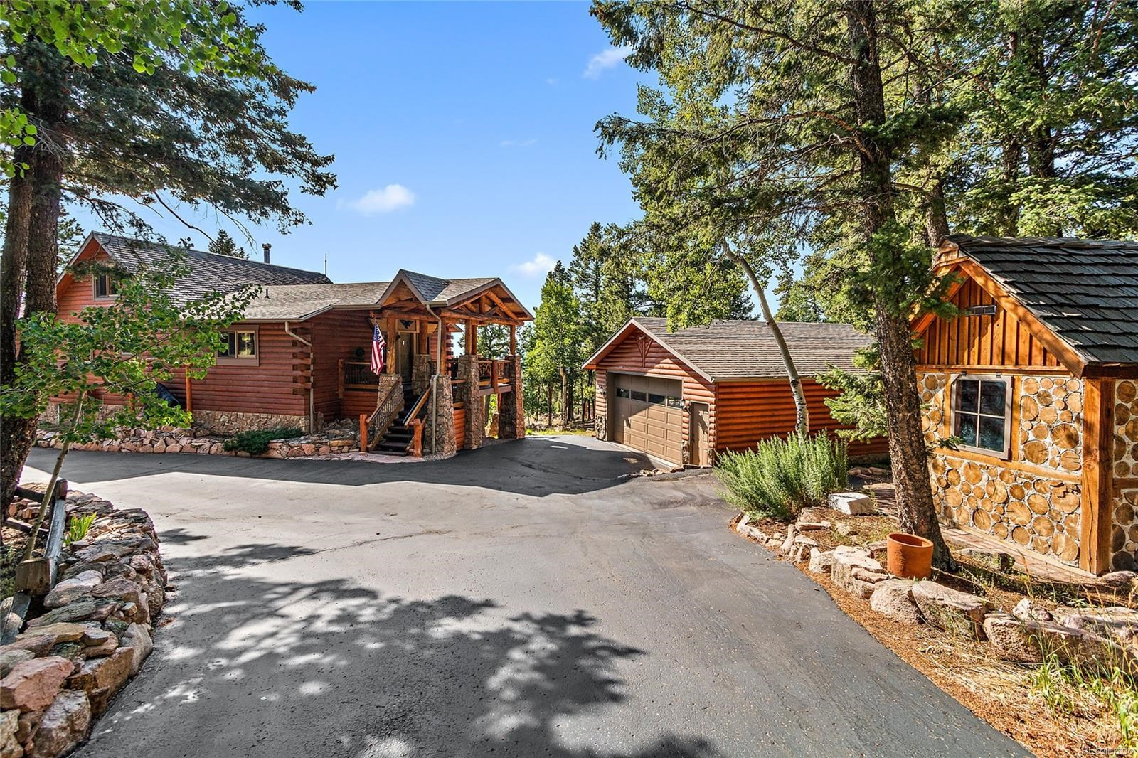 MLS# 1581293 - 3 - 13472 Riley Peak Road, Conifer, CO 80433