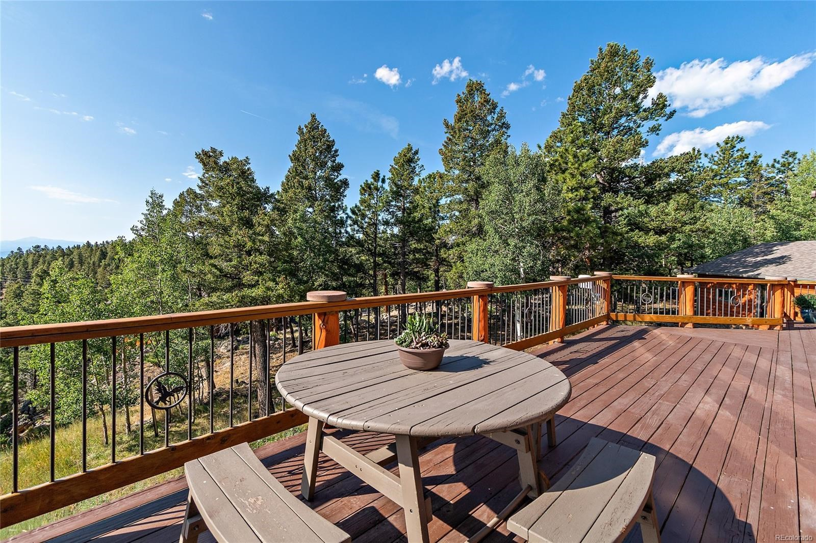 MLS# 1581293 - 33 - 13472 Riley Peak Road, Conifer, CO 80433