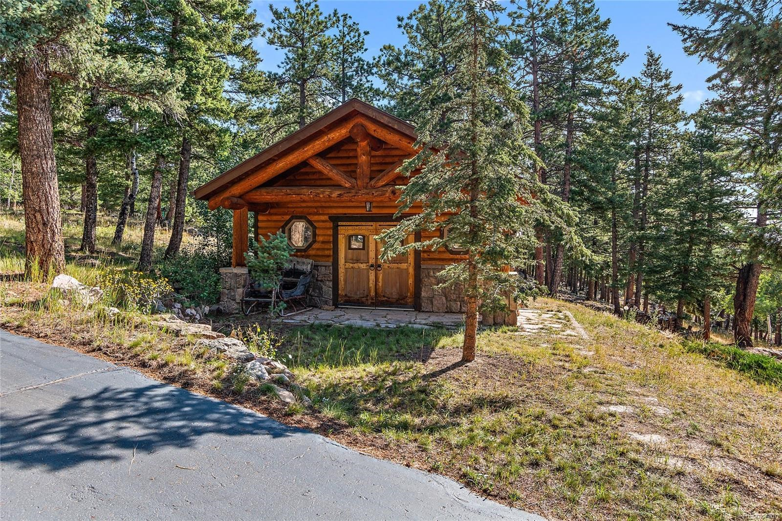 MLS# 1581293 - 36 - 13472 Riley Peak Road, Conifer, CO 80433
