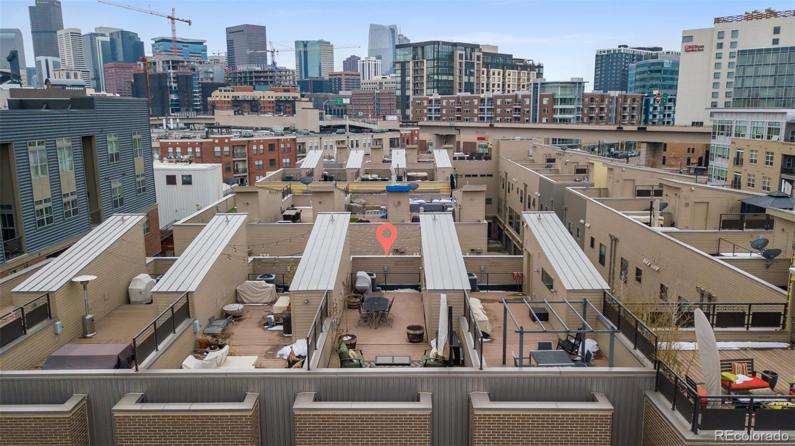 MLS# 1608135 - 26 - 2900 Inca Street #18, Denver, CO 80202