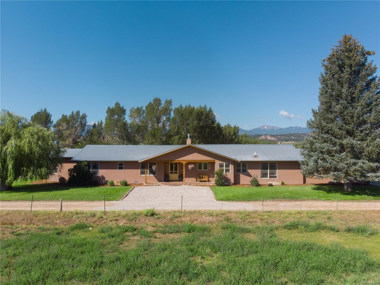 MLS# 1618621 - 28 - 8975 County Road 166 , Salida, CO 81201