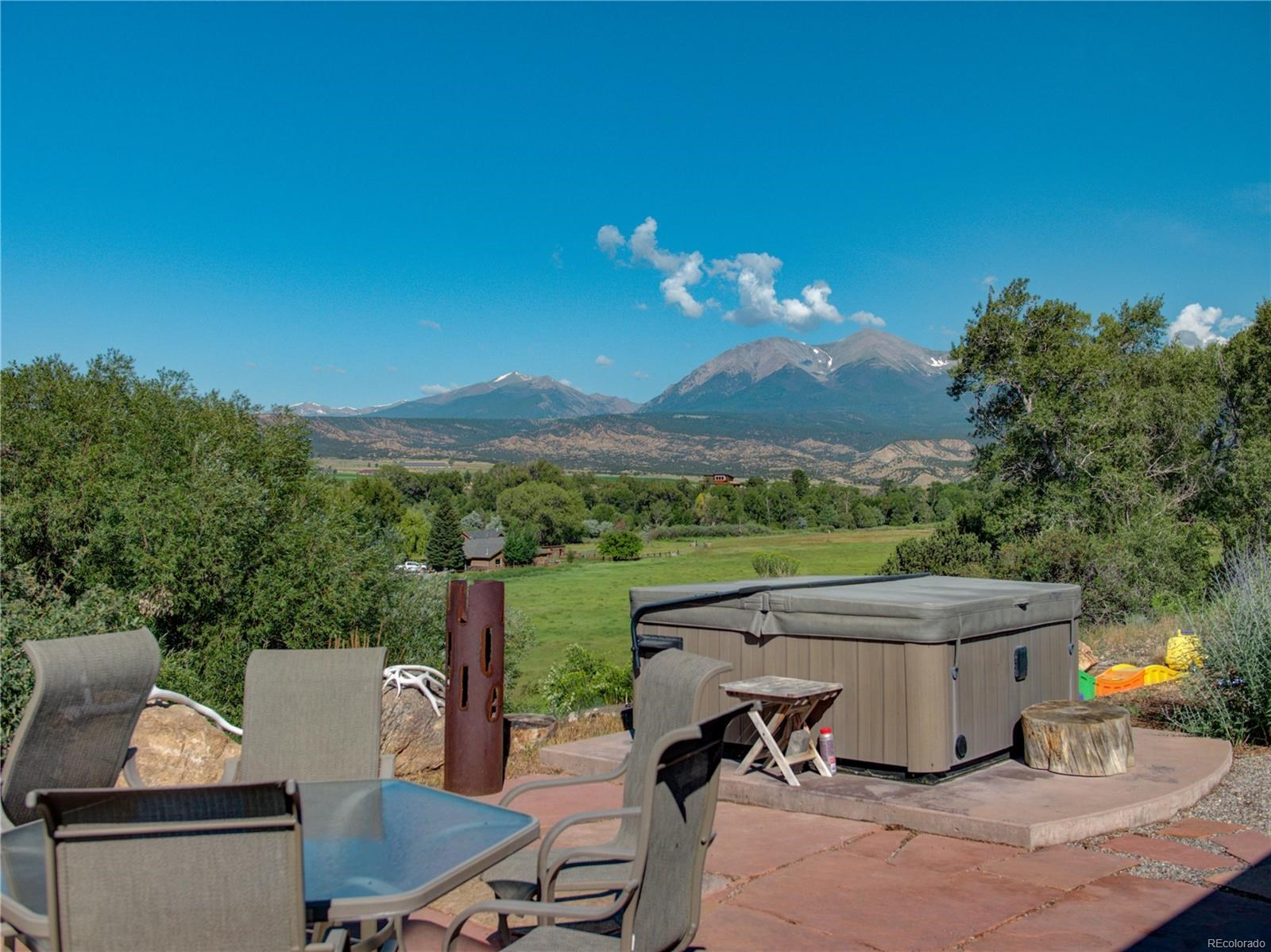 MLS# 1618621 - 34 - 8975 County Road 166 , Salida, CO 81201