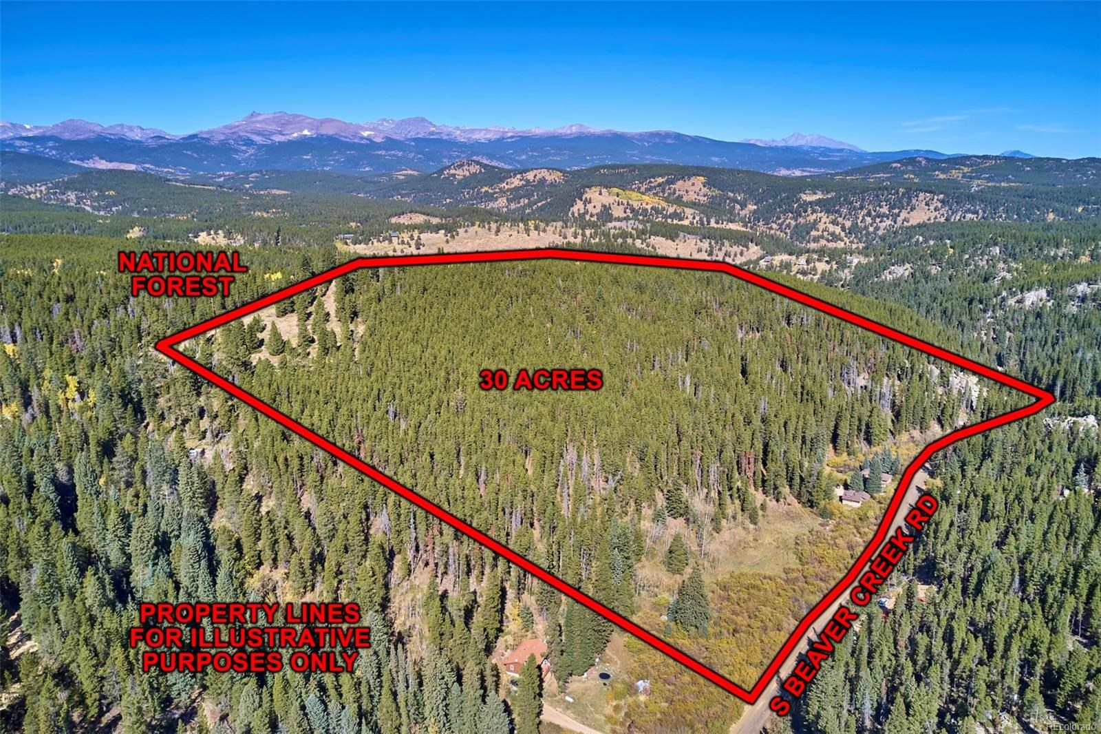 MLS# 1650061 - 24 - 2919 S Beaver Creek Road, Black Hawk, CO 80422