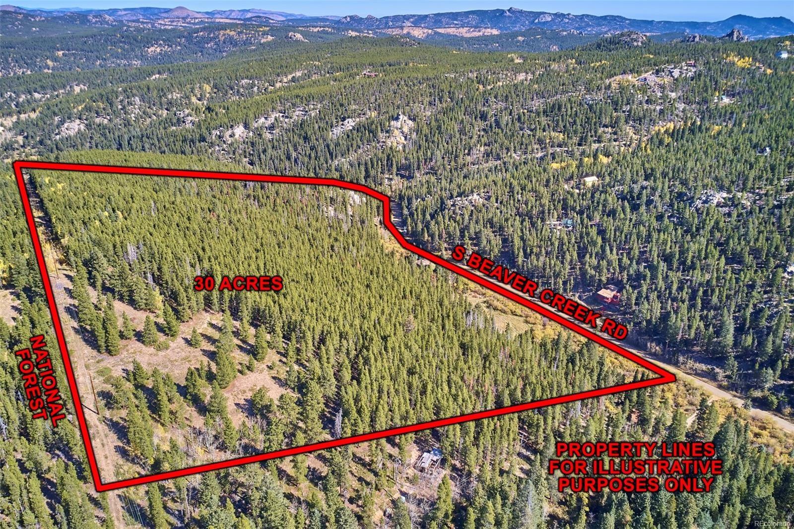MLS# 1650061 - 25 - 2919 S Beaver Creek Road, Black Hawk, CO 80422