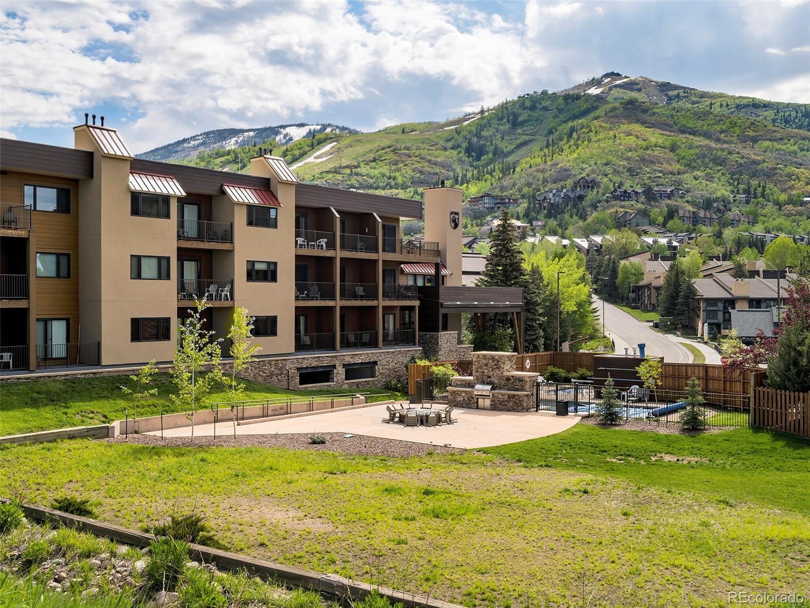 MLS# 1660420 - 14 - 2200 Apres Ski Way #110, Steamboat Springs, CO 80487