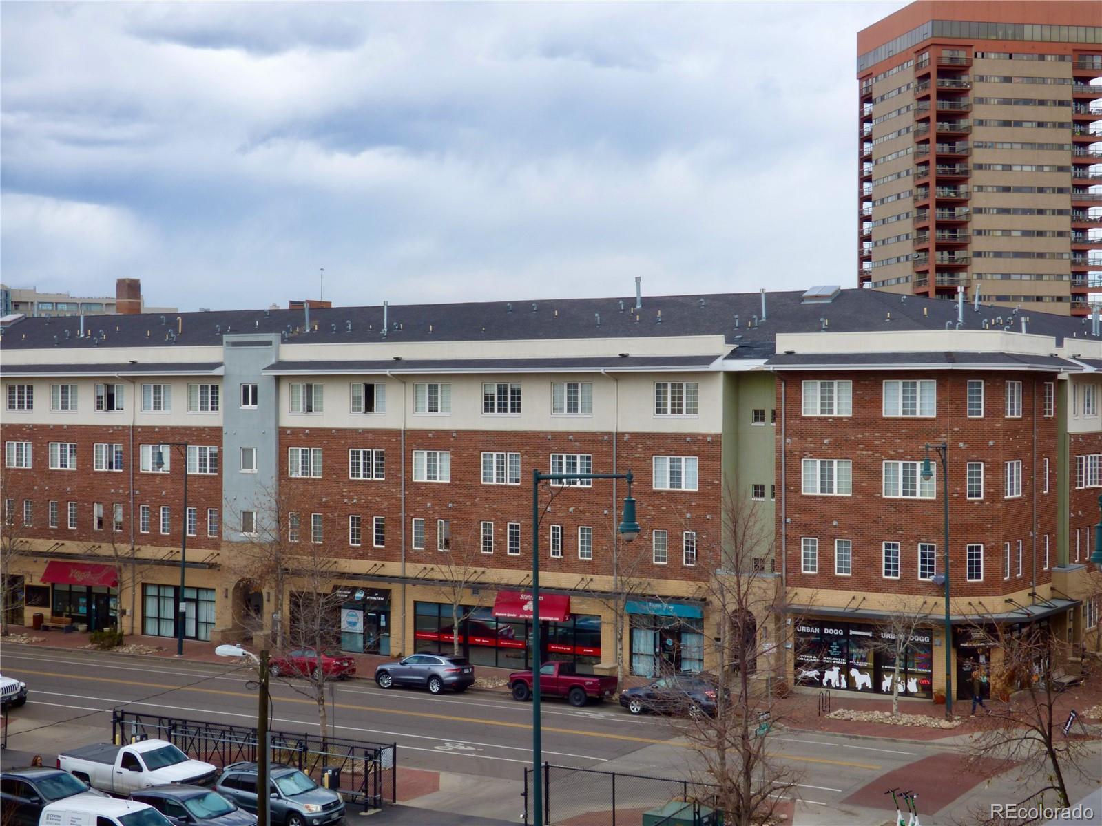 MLS# 1672098 - 21 - 1860 Washington Street #209, Denver, CO 80203