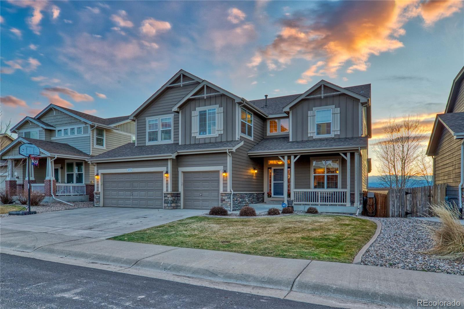 MLS# 1694179 - 2 - 2552 White Wing Road , Johnstown, CO 80534