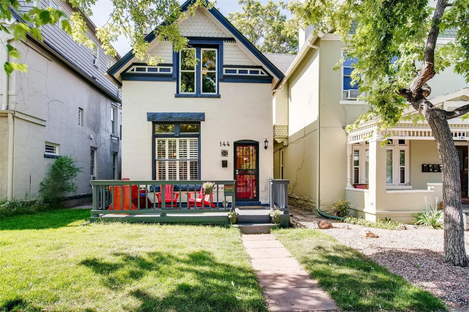 MLS# 1697462 - 2 - 144 W Ellsworth Avenue, Denver, CO 80223