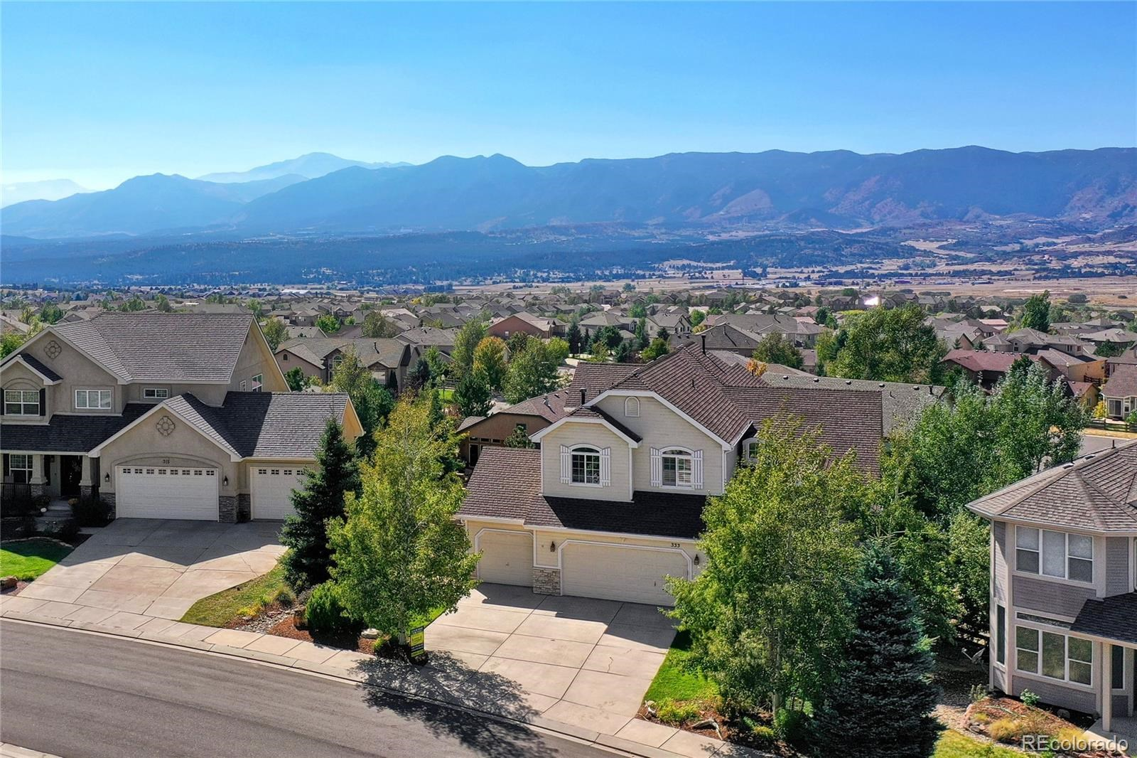 MLS# 1711572 - 2 - 333 Green Rock Place, Monument, CO 80132